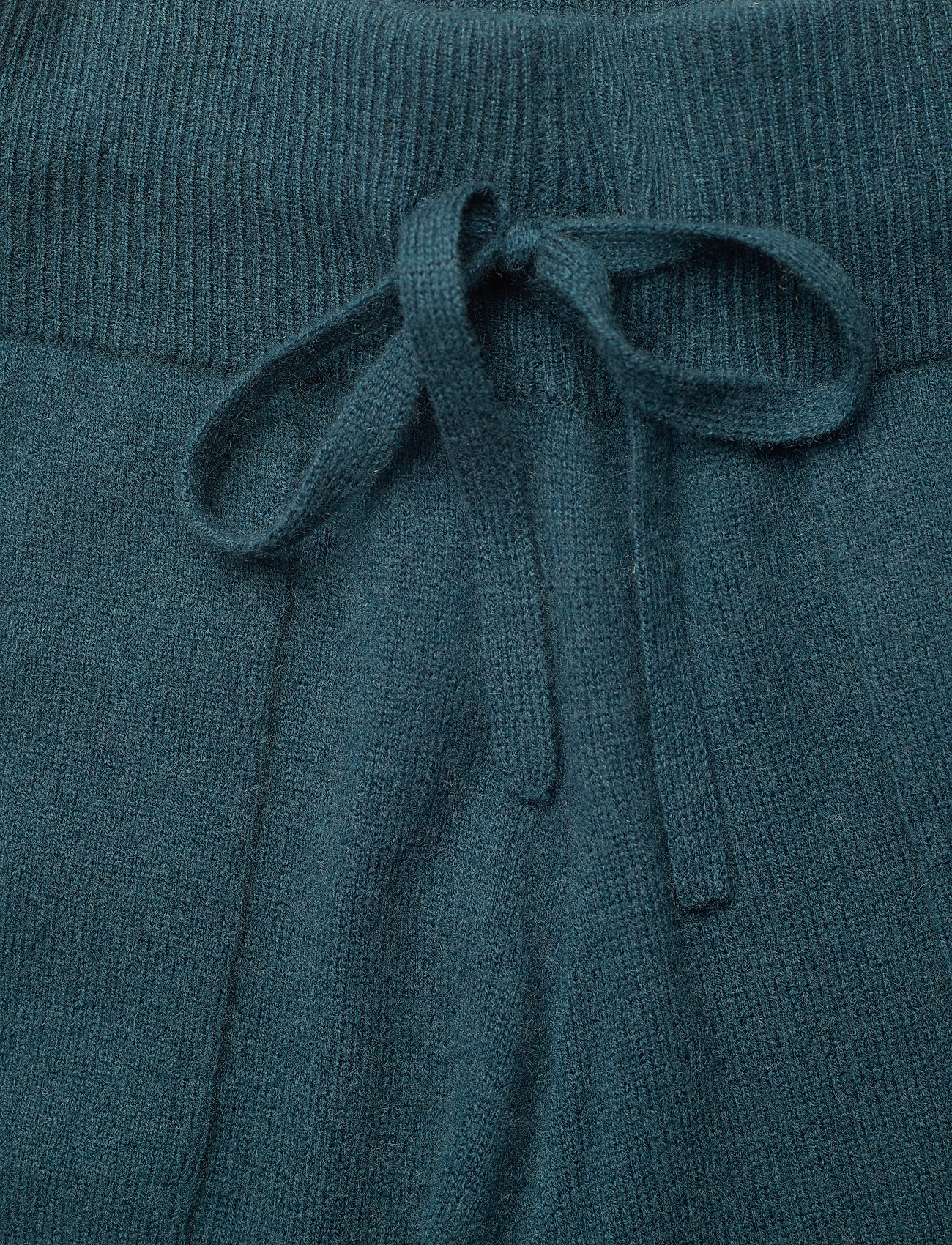 Andiata - Christie knit joggers - kleidung - teal green - 6
