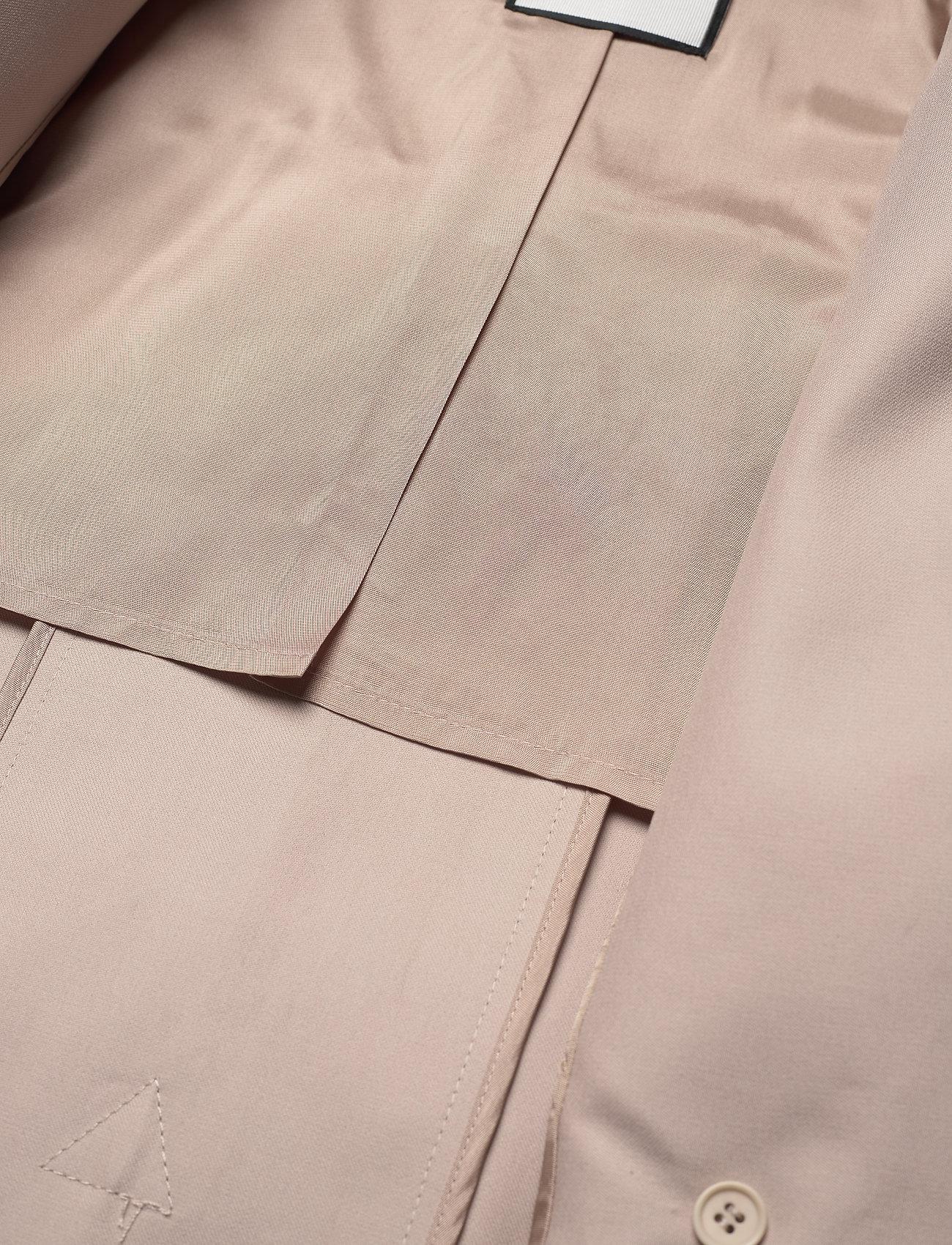Andiata - Drina 2 Coat - trenchcoats - sand beige - 3