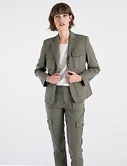 Andiata - CIANA BLAZER - blazers - kalamata green - 7