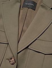 Andiata - CIANA BLAZER - blazers - kalamata green - 3