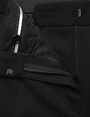 Andiata - Jamy Jersey Trousers - slim fit bukser - black - 7