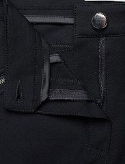 Andiata - Sacha 3 Trousers - broeken med skinny fit - dark navy - 6