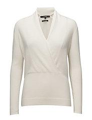 Liuda Sweater - CLOUD WHITE
