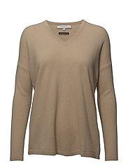 Rosie Sweater - WHEAT BEIGE