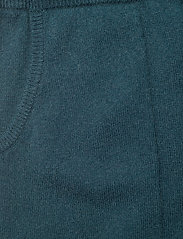 Andiata - Christie knit joggers - sweatpants - teal green - 5