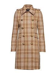 Phillys Coat - WHEAT BEIGE