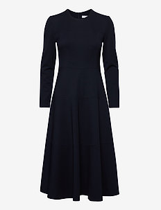 MINNY DRESS - midimekot - midnight blue