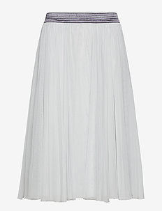 BECA 85 TULLE SKIRT - ICE BLUE