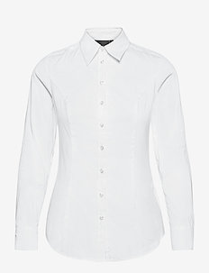 COBI SHIRT - pitkähihaiset paidat - brilliant white