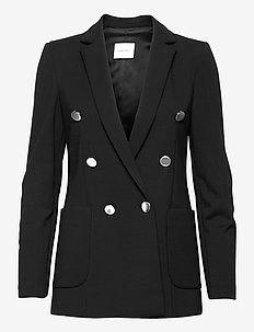 JENNER BLAZER - casual blazers - black