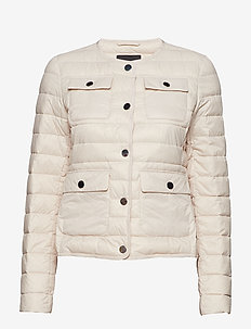 SADE LIGHT DOWN JACKET - WHISPER PINK