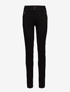 Marog Trousers - SOFT BLACK