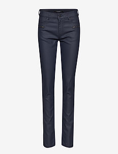 GRAZE TROUSERS - NAVY BLUE
