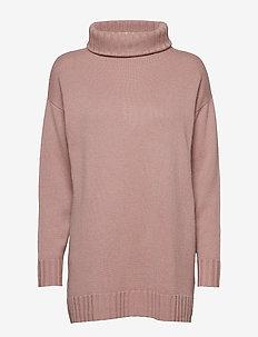 Florei Sweater - PALE MAUVE