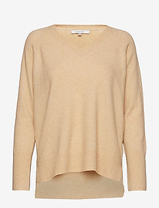 SABINELLA SWEATER - TOFFEE