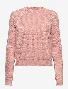 Adana Knit - watermelon pink