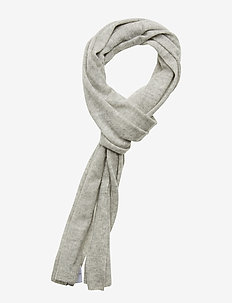 Nadira Scarf - LIGHT GREY