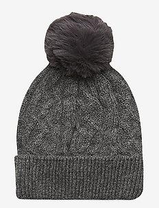 Uuve beanie - luer - grey