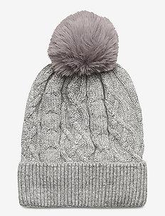 Uuve beanie - luer - light grey