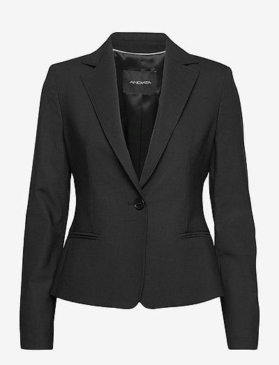 Mali 2 Blazer - skræddersyede blazere - black