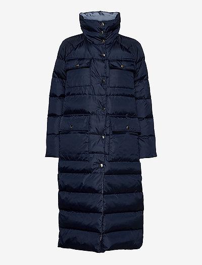Ambra 2 Down Coat - dynefrakke - royal blue