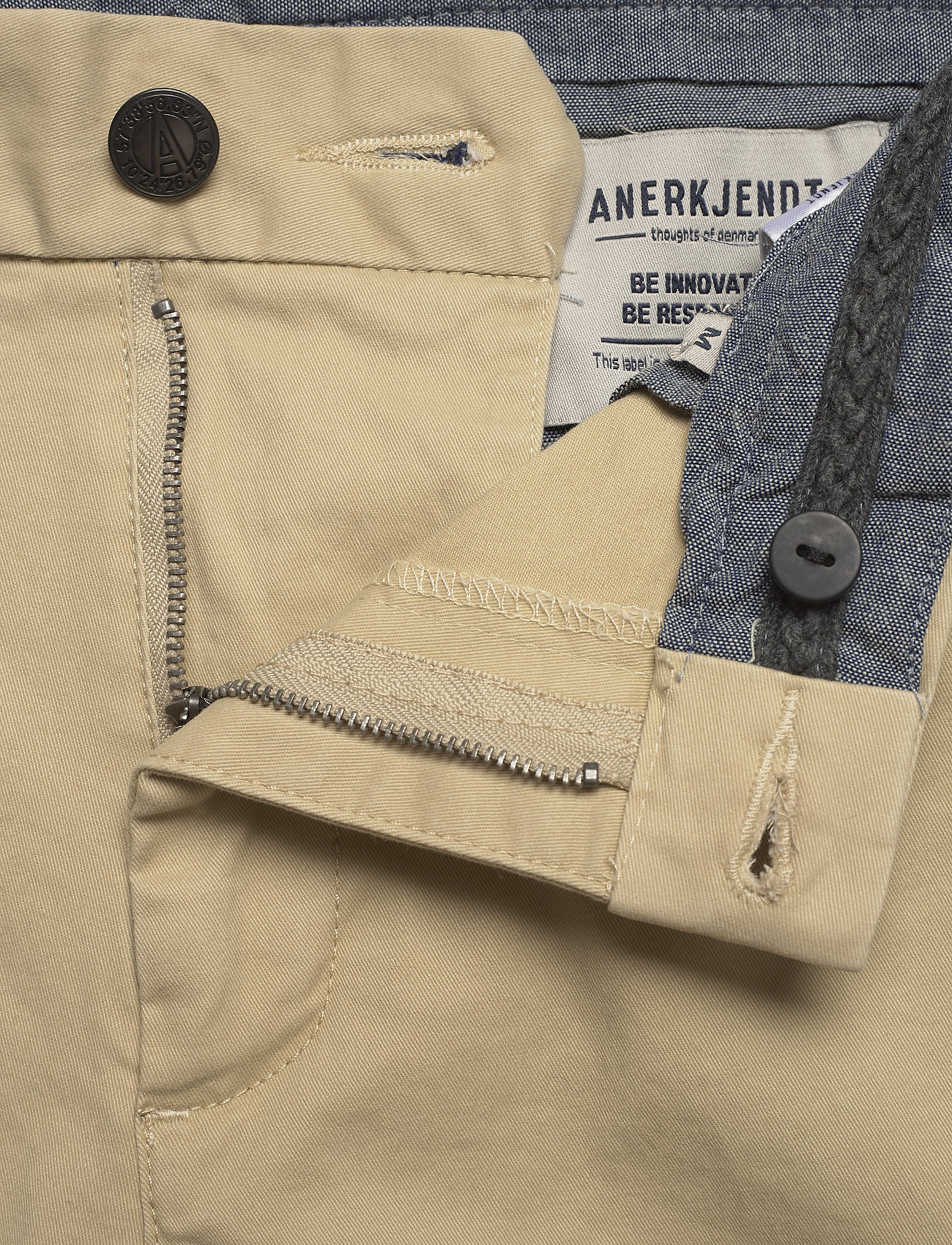 Akhalli Shorts (Brown Rice) (400 kr) - Anerkjendt
