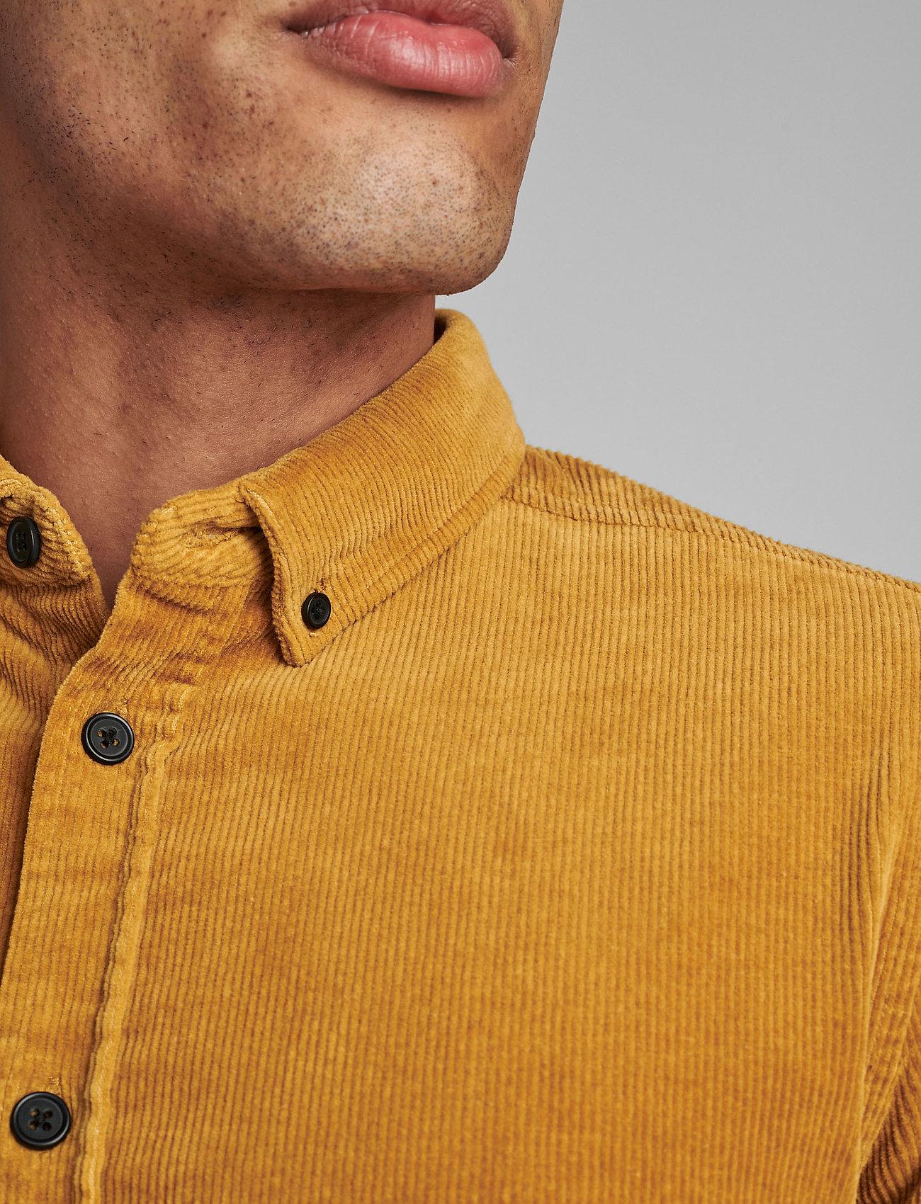Anerkjendt AKKONRAD CORDUROY SHIRT - Skjorter DIJON - Menn Klær
