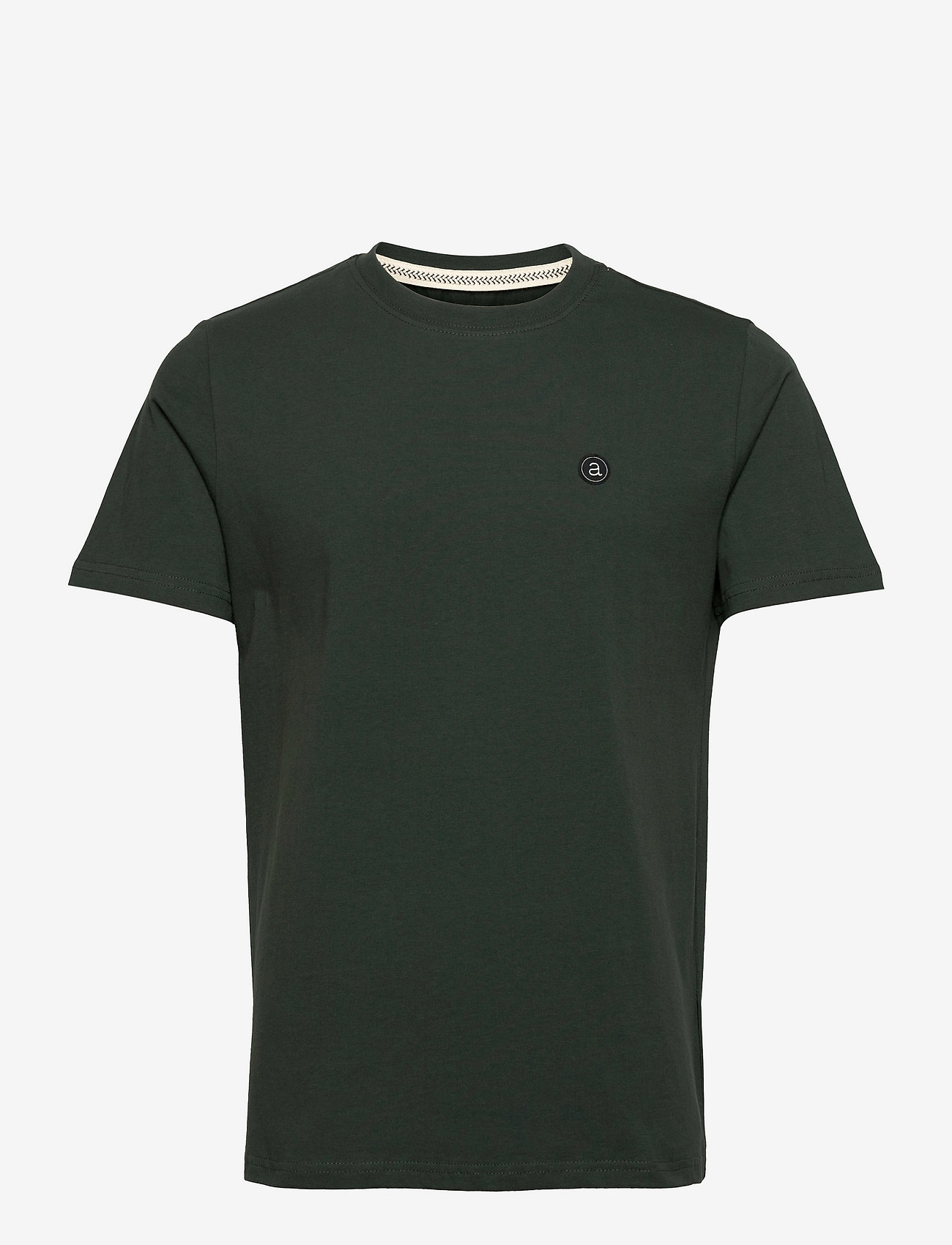 Anerkjendt - AKROD T-SHIRT - t-shirts - deep forrest - 0