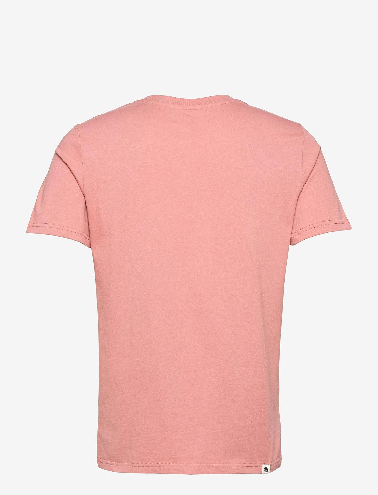 Anerkjendt - AKROD T-SHIRT - t-shirts - old rose - 1