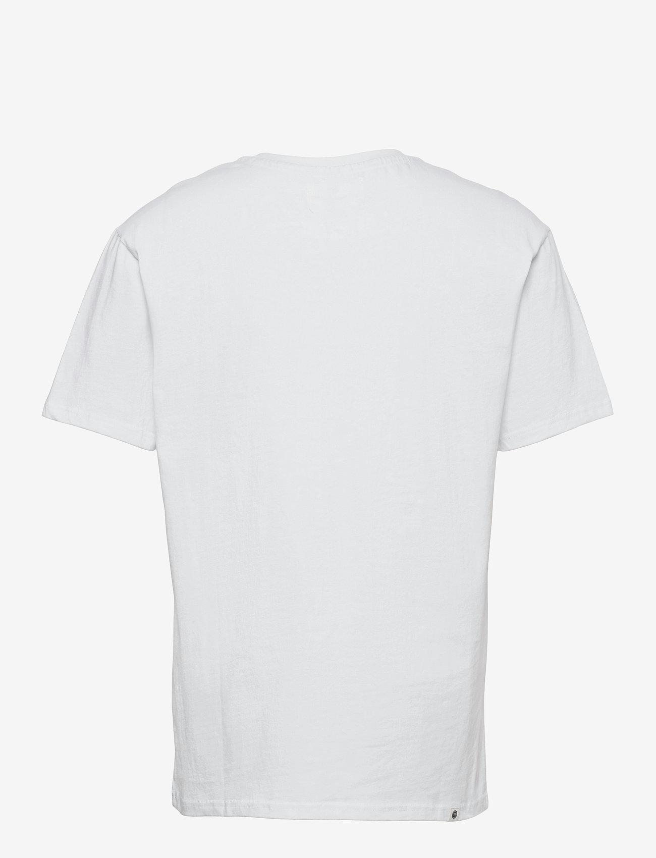 Anerkjendt - AKKIKKI T-SHIRT - t-shirts - white - 1