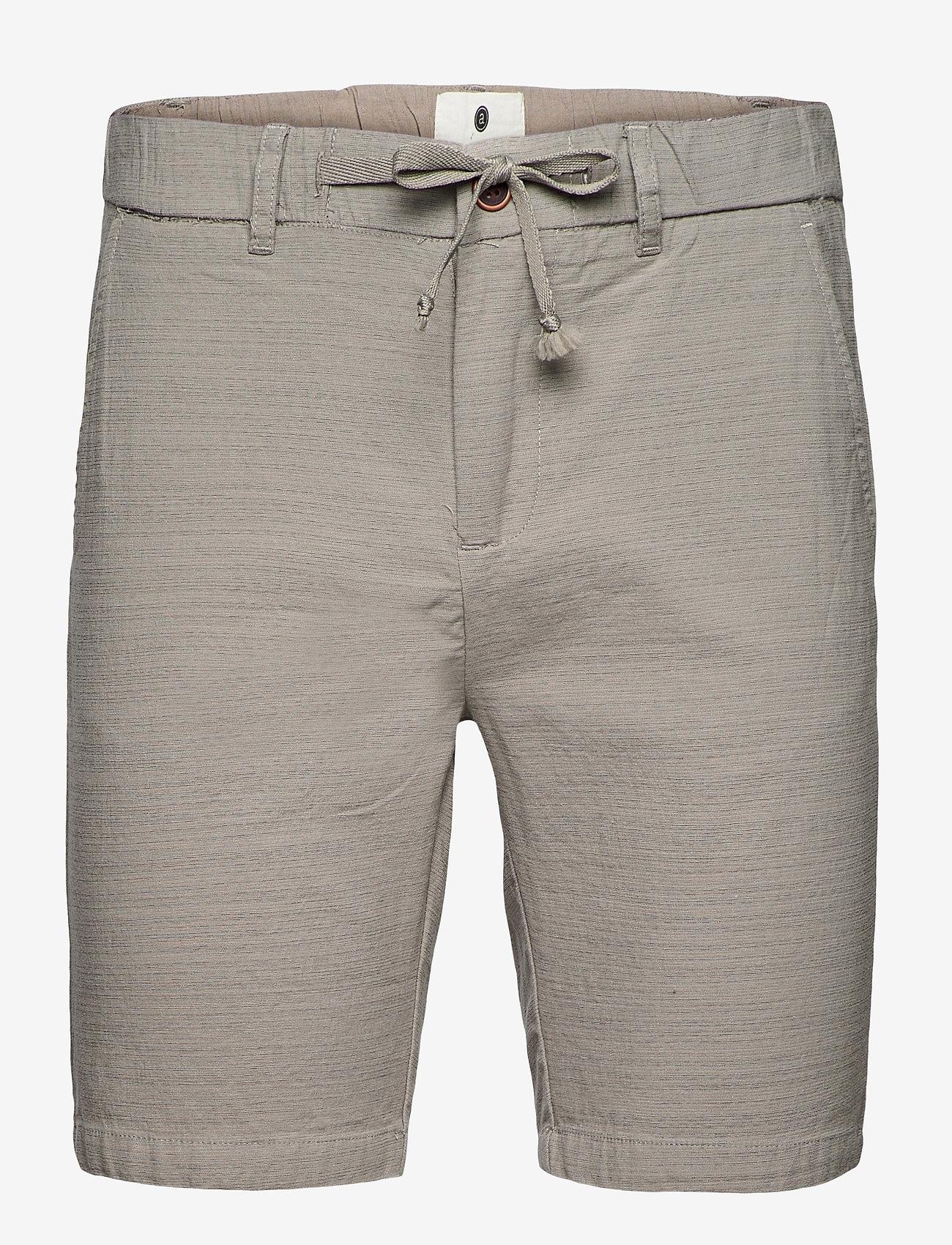Anerkjendt - AKJENS LT ELASTIC SHORTS - casual shorts - brindle - 1
