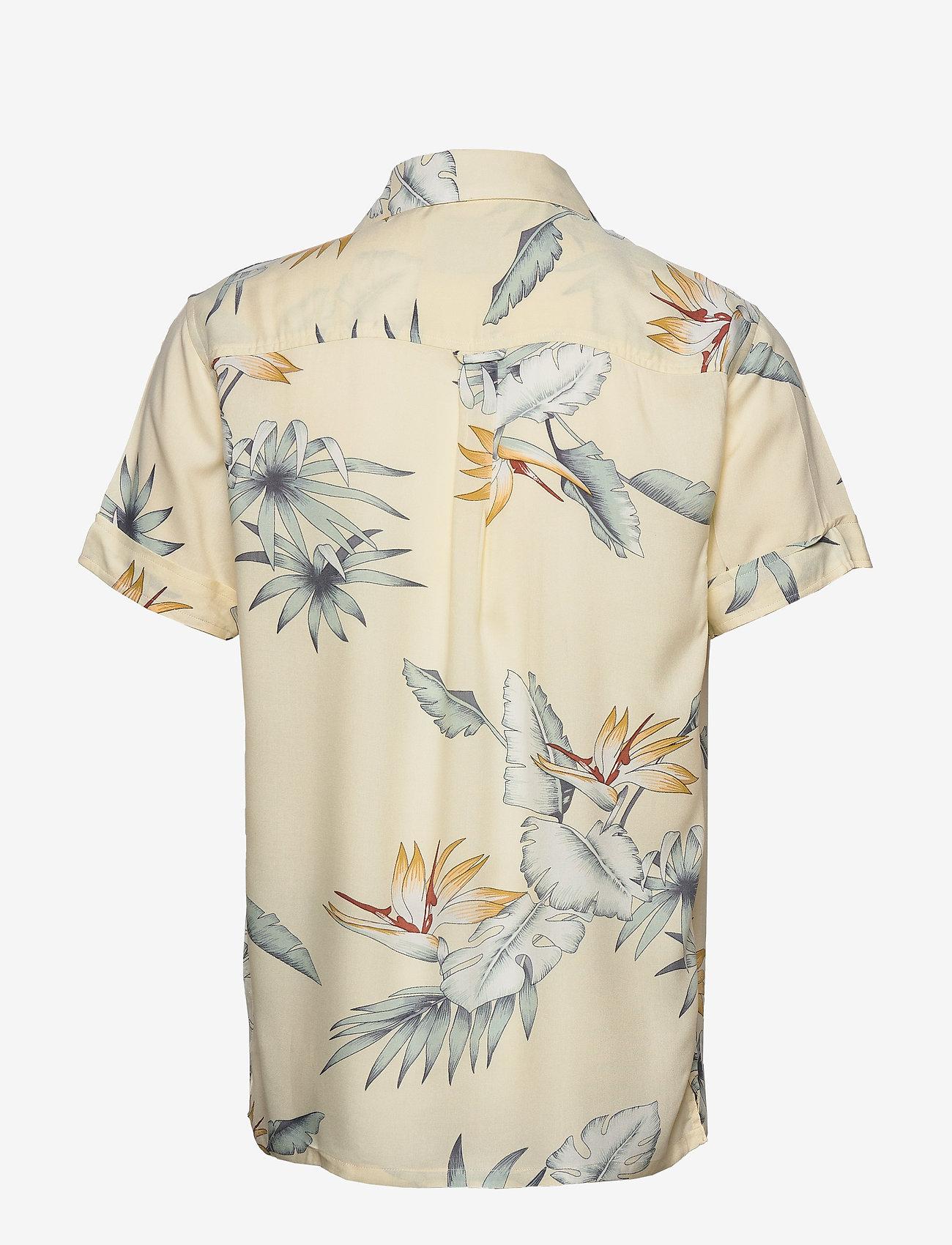 Anerkjendt Akleo Shirt - Skjortor Brown Rice