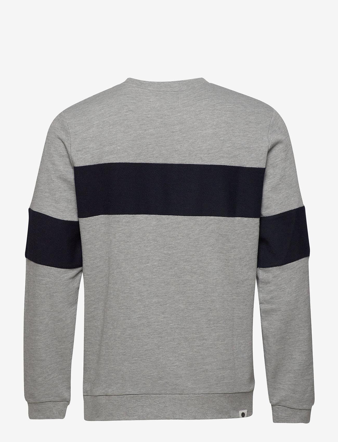 Anerkjendt AKALEX SWEAT - Sweatshirts M L.GREY - Menn Klær