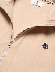 Anerkjendt - AKTOM FLEECE CARDIGAN - basic-sweatshirts - brown rice - 2