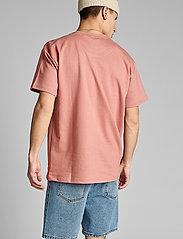 Anerkjendt - AKARNE BOXY SWEAT - t-shirts - old rose - 3