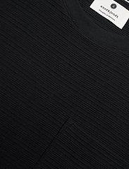 Anerkjendt - AKKIKKI STRUC STRIPE - t-shirts basiques - caviar - 2