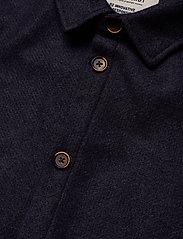 Anerkjendt - AKANTON SWEAT - casual-paidat - sapphire - 2