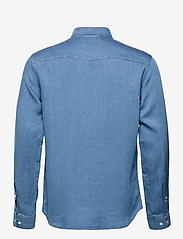 Anerkjendt - AKKONRAD LS TENSEL - linnen overhemden - copen blue - 2