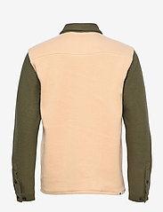 Anerkjendt - AKHENRY BLOCK - basic-sweatshirts - vineyard green - 1