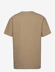 Anerkjendt - AKARNE BOXY SWEAT - t-shirts - incense - 2