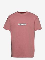 Anerkjendt - AKARNE BOXY SWEAT - t-shirts - old rose - 1