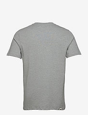 Anerkjendt - AKROD T-SHIRT - t-shirts - light grey mel - 1