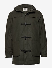Anerkjendt - AKSIMON JACKET - parkatakit - deep depth - 0