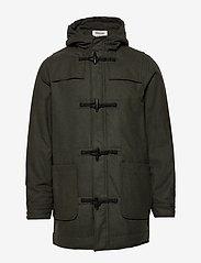 Anerkjendt - AKSIMON JACKET - parkatakit - deep depth - 1
