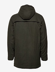 Anerkjendt - AKSIMON JACKET - parkatakit - deep depth - 2