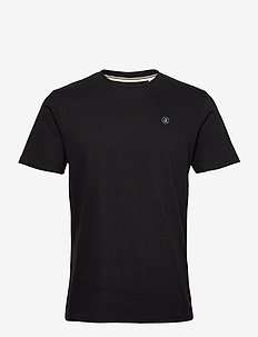 AKROD T-SHIRT - NOOS - basis-t-skjorter - caviar