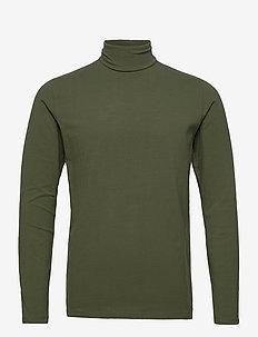 AKKOMET T-SHIRT - basis-t-skjorter - cypress