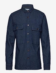 MILO SHIRT - business shirts - dr.blues
