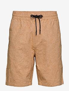 AKSAVA SHORTS - casual shorts - inca gold