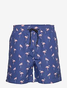 AKSHARK SWIMSHORTS - swim shorts - sapphire